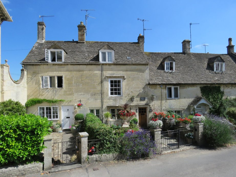 Charming buildings in Painswick (Nick Johnston)